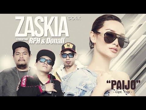 Zaskia Gotik Rilis Lagu Keren Berjudul Paijo Featuring RPH dan DJ Donall