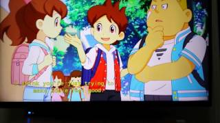 Yo-kai watch the movie part 1