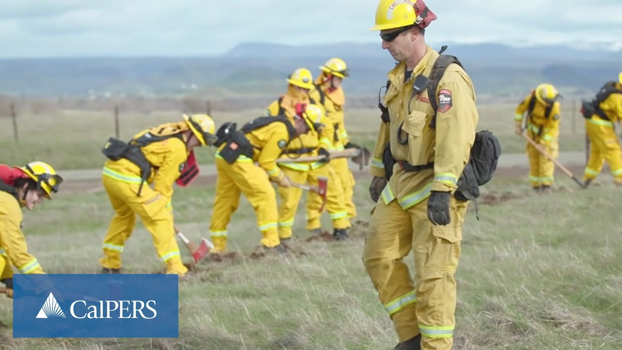CalPERS Honors CA's First Responders