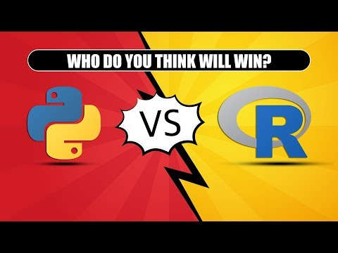 Which Is The Best Data Science Tool? | R vs Python | Eduonix