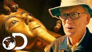 Exploring King Tutankhamun's Tomb | Blowing Up History