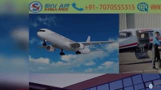Book the Modern Air Ambulance Service in Bhubaneswar with ICU Setup
