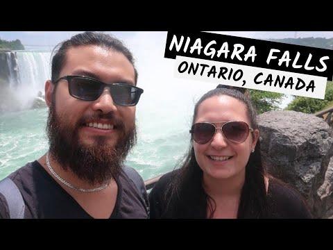 Top 4 Thing to do in NIAGARA FALLS | Ontario | Canada