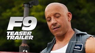 Trailer thumnail image for Movie - F9