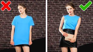 26 BRILLIANT CLOTHING TRICKS TO MAKE YOU LOOK STYLISH