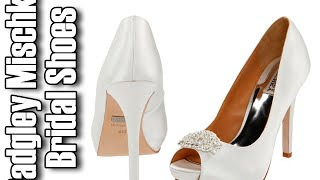 Badgley Mischka Wedding Shoes|Badgley Mischka Bridal Shoes