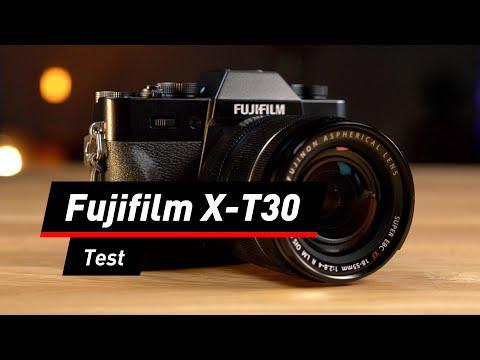 Fujifilm X-T30: Klein, handlich und top Bildqualität