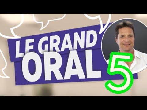 Grand Oral : mettre en avant son projet personnel - Terminale - Les Bons Profs Grand Oral : mettre en avant son projet personnel - Terminale - Les Bons Profs