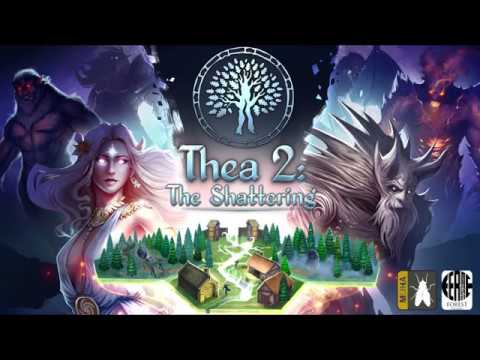 Thea 2: The Shattering launch trailer. thumbnail