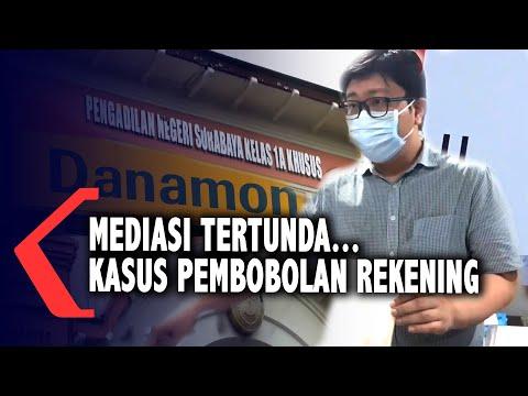 kasus pembobolan tabungan mediasi tergugat dengan nasabah gagal