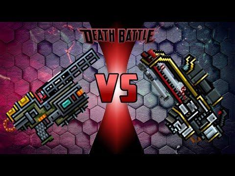 Huge Boy VS Destruction Systerm - Pixel Gun 3D