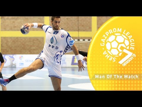 Man of the match: Stipe Mandalinic (Gorenje Velenje vs PPD Zagreb)