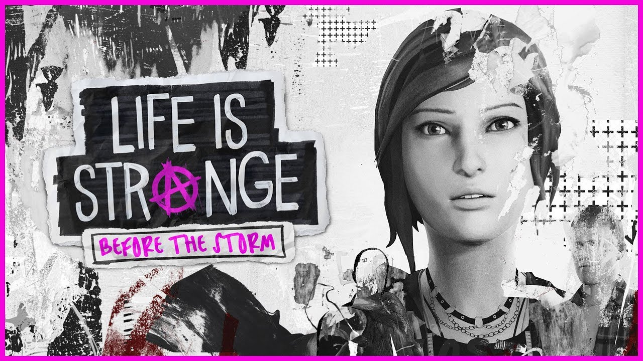 Video LIFE IS STRANGE: BEFORE THE STORM LIMITED EDITION [PS4]