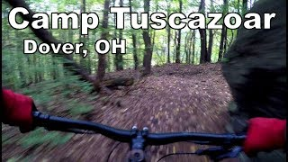 Highlights of a ride through of Camp Tuscazoar, featuring Pipestone, Roost, Iron Mine, and Icky's Trail.