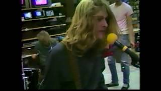 Nirvana Plays Radio Shack