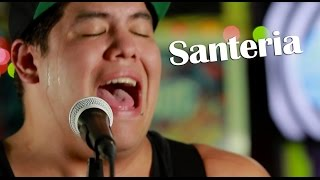 """SUBLIME WITH ROME - """"Santeria"""" (Live at JITV HQ in Los Angeles, CA) #JAMINTHEVAN"""