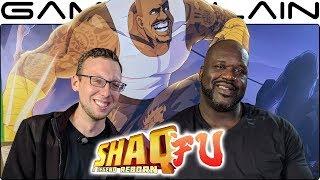 Shaq is Back! Talking Shaq Fu: A Legend Reborn with Shaquille O