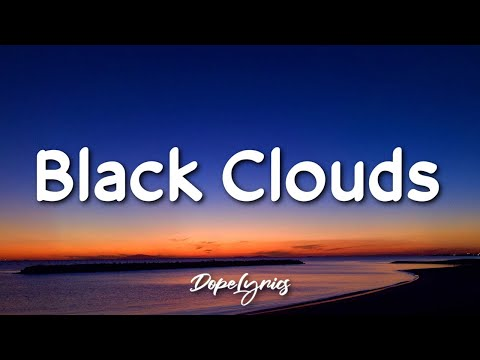 TomE ft. Kay L, Alyssa Rubino, RB Keys - Black Clouds (Lyrics) 🎵
