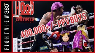 400K+/- PPV BUYS PAC VS BRONER! MANNY DID IT FOR DA HOOD! STALKING MONEY MAY! WILL HAYMON DELIVER?