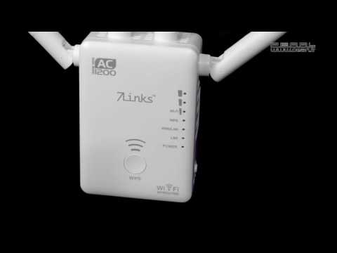 NX4231 - REPETEUR WIFI DUAL 1200 MBPS WLR-1221.AC