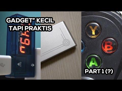 Video Gadget Kecil Tapi Praktis - Part 1 (?)