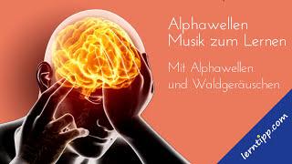 Lernmusik -  Musik zum Lernen, Lesen und Konzentration -  mit Alphafrequenz ♫06