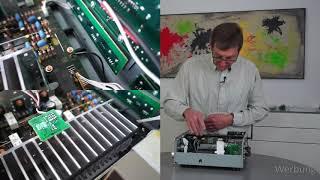 Yamaha Receiver R-N803 D vorgestellt von Dr. Peter Strassacker