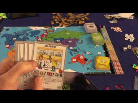 Bower's Game Corner: Illuminatus Preview