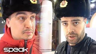 NA CA AM AJUNS SI IN RUSIA!   Speak Vlog