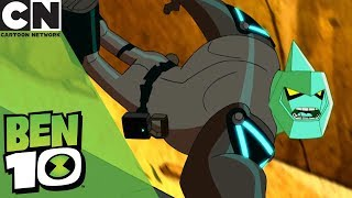 Ben 10 | Attacked by Diamondhead? | Cartoon Network