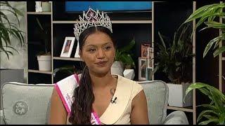 2017 Miss Universe Winner Harlem-Cruz Atarangi Ihaia joins us
