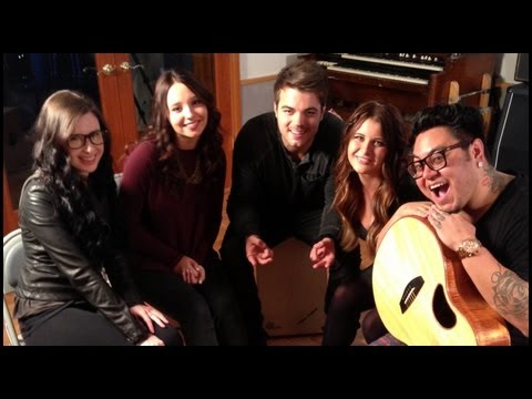 Royals - Lorde Acoustic Cover (Savannah Outen & Friends) - On ITunes Mp3