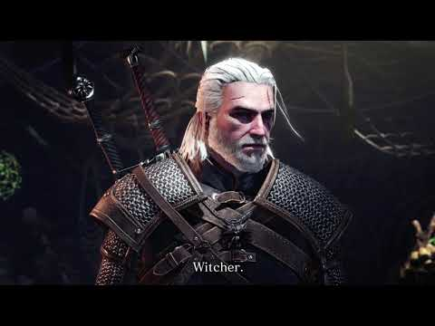 Monster Hunter: World – The Witcher 3: Wild Hunt Collaboration Trailer (видео)