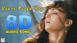 Usure Pooguthey 8D Audio Song | Raavanan Must Use Headphones | Tamil Beats 3D
