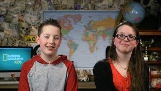 Nat Geo Kids Fly Above a Volcano!