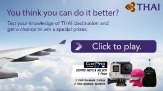 Where We Fly by Thai Airways (EN)