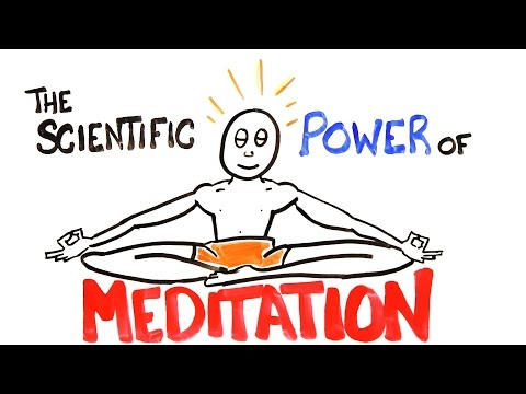 Video The Scientific Power of Meditation