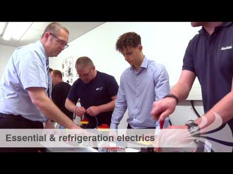 Air Conditioning & Refrigeration Training Courses at Airedale ...