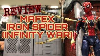 Mafex Iron Spider म फ त ऑनल इन व ड य
