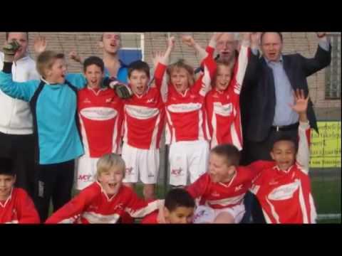 JVC Cuijk E1 Kampioen - 2009-2010 - Foto CD 1