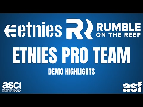 Etnies Team Demo at the 2018 Etnies Rumble on the Reef