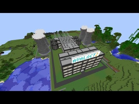 nuclear power plant version 2 5 [tekkit classic 3 1 2] minecraft projectNuclear Power Plant Schematic Minecraft #3
