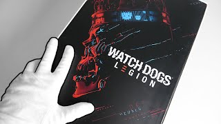 Unboxing WATCH DOGS LEGION Collector's Edition [Xbox One / Series X]