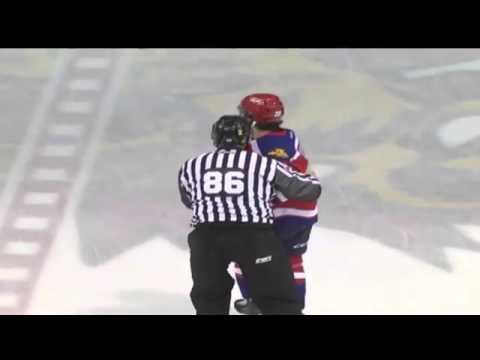 Jonathan Deschamps vs Benji Curtis