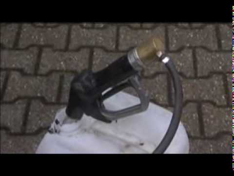 Wieviel bleibt das Benzin im Tank 2114