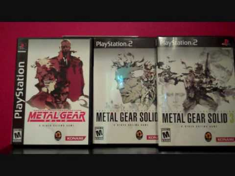 Metal Gear Solid : The Essential Collection Playstation 2