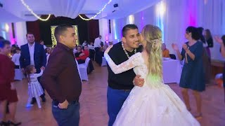 SVADBA - zábava - prekvapenie pre mladomanželov (Čierne Kľačany) - Gipsy Čáve / Robo Video