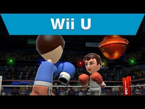 Видео № 0 из игры Wii Sports Club [WII U]