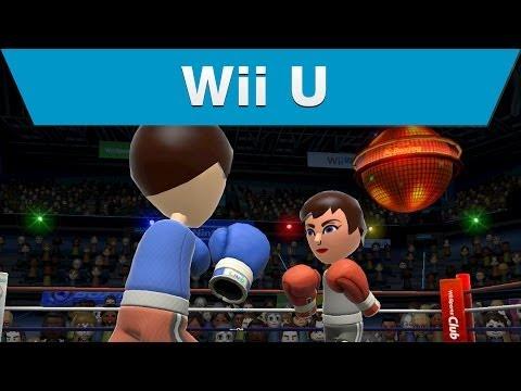 Wii U - Wii Sports Club All Sports Trailer
