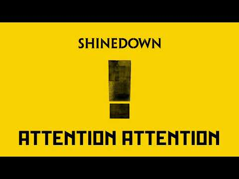 Shinedown - ATTENTION ATTENTION (Official Audio) - Shinedown